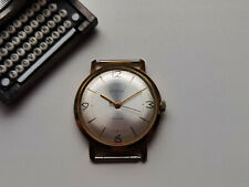 RARE COLLECTIBLE USSR WATCH VOSTOK CLASSIC 2209 SUN DOT DIAL SERVICED