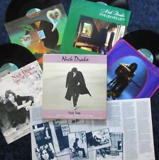 NICK DRAKE Fruit Tree (1986) Hannibal Records HNBX 5302 Vinyl, 4 LP Boxed Set EX