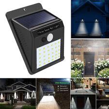 30Led Solar Power Light Pir Motion Sensor Garden Security Yard Landscape Lamp VN