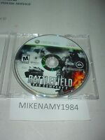 BATTLEFIELD BAD COMPANY 2 game disc only for MICROSOFT XBOX 360 system