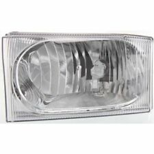 For F-250 Super Duty 02-04, Driver Side Headlight, Clear Lens