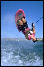 370001 Kneeboard Flip Watershot A4 Photo Print