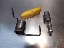 Kettenspanner Gleitschuh zu Solo Motorhacke Motorfräse Hacke Fräse 50166 565 566