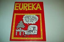 EUREKA N.68 CORNO:RIVISTA A FUMETTICOMICS MAGAZINE 15 DICEMBRE 1971 ALAN FORD!!