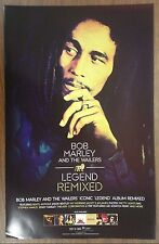 Music Poster Promo Bob Marley And The Wailers ~ Legend Remixed - Pretty Lights
