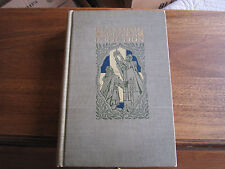 HISTORIC SCENES IN FICTION by Young Folks Library 1902 Volume XV 15 Hall Locke