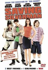 2001, Dvd, Saving Silverman, Includes Extra Footage, Wide & Full Screen, R-Rated