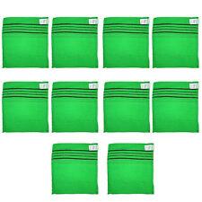 10 Pcs Italy Towel Bath Massage Towel Korean Wash Scrubber Body Bath cloth
