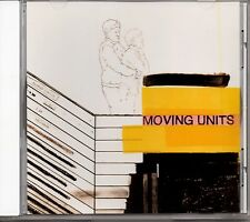 MOVING UNITS - BETWEEN US AND THEM - 4 TRACK CD SINGLE - NEAR MINT