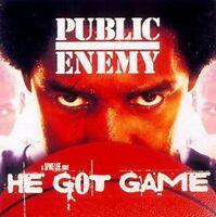 Public Enemy - He Got Game [New Vinyl] Explicit