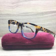 49e37cbd3f Gucci GG 3769 GG3769 Eyeglasses Tortoise Gradient Blue H4D Authentic 52mm