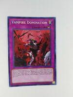 Vampire Domination DASA-EN011 Secret Rare Yu-Gi-Oh Card 1st Edition Near Mint