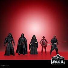 Star Wars Celebrate the Saga pack 5 figurines Sith