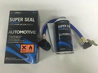 CLIPLIGHT SUPER SEAL PREMIUM R134A, R12 & HYDROCARBON CAR AIRCON LEAK STOP