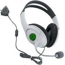 Headphone Earphone Stereo Gaming Headset with Mic for Microsoft XBOX 360 Xbox360