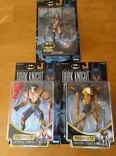 Batman: Legends of the Dark Knight Batgirl, Bane & Scarecrow Lot of 3