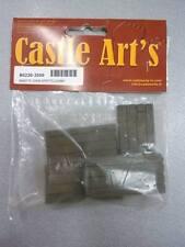 CASTLE ART'S BS220-2550 - BASETTE IN RESINA 25X50 EFFETTO LEGNO - 5PZ