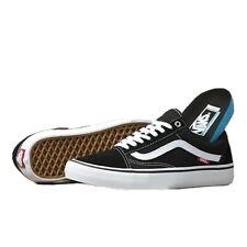 Vans Old Skool PRO Shoes (Black/White) Men's 11.5 Classic Suede Skate Shoe