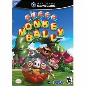 Super Monkey Ball Nintendo Gamecube