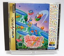 SS FANTASY ZONE Sega Saturn VIDEO GAME JAPAN IMPORT