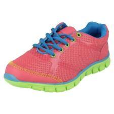 Chaussures bleues en synthétique pour fille de 2 à 16 ans pointure 33