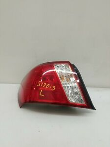 LH 2008 - 2014 SUBARU IMPREZA DRIVER LEFT SIDE TAIL LIGHT ASSEMBLY 08 - 14