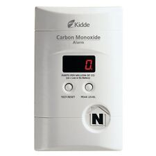 Plug-In Carbon Monoxide Alarm,Security,Resident,Siren,Battery,Sensor, Monitoring