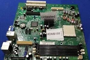 #DMB188 - Dell Dimension E521 AMD Desktop Motherboard 0HK980 HK980 - Untested