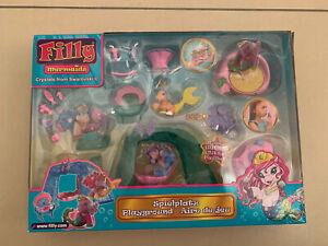 Filly Mermaids Spielplatz  mit Swarovski Kristallen