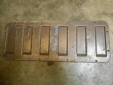 cherokee Wagoneer tailgate cover 1979 and others