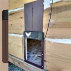 Automatic Chicken Coop Door Opener Closer Timer and Light Sensor Control Kit