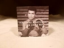 """Decorative Box Bank ~ """"Float Like A Butterfly Sting Like A Bee� ~ Sealed"""