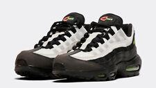 Para hombres Nike Air Max 95 Essential Zapatillas AT9865 Negro/Gris 004 UK 6.5 EU 40.5