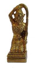 Figurine statuette déesse Phra Mae Thorani bouddhisme Thai décoration collection