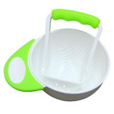Manuelle Nahrungsergänzung für Kinder Set mit Schüsseln und Stäbchen für