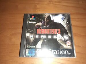 Resident Evil 3 : Nemesis PlayStation 1 (PS1)