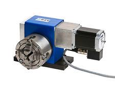 Rundtisch 4. Achse Vierte Achse für 100 mm Backenfutter / CNC Fräse Fräsmaschine