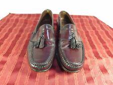 Allen Edmonds Stowe Leather Tassel Loafers Casual Dress Shoes Men Sz 12D