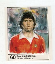 Figurina picture cards NEW IL GIORNALINO MUNDIAL 82 1982 N. 60 VALENZUELA