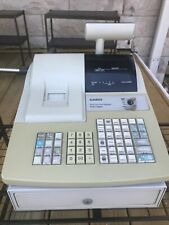 New Listingcasio Pcr 365 Cash Register With Keys Instructional Manual And Extra Ribbons