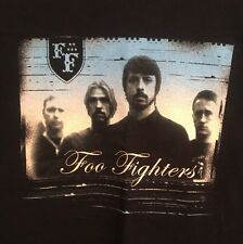 Foo Fighters 2005 In Your Honor Tour Dave Grohl Nirvana Sunny Day Real Estate