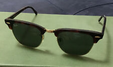 ray ban clubmaster sunglasses Preowned