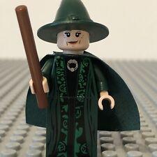 LEGO Harry Potter Minifigure PROFESSOR MINERVA MCGONAGALL From 4842 - hp093
