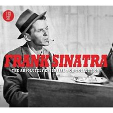 FRANK SINATRA - THE ABSOLUTELY ESSENTIAL 3CD COLLECTION 3 CD NEUF