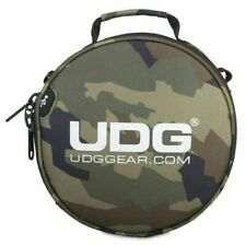 Udg Ultimate Digi Bolsa De Auriculares (Black Camo/Naranja)