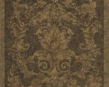 "Vinyltapete /""Kingly Fashion/"" Barock Design Tapete creme und lila 9698-09-2"