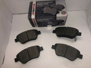 Front Brake Pads Fits Vauxhall Corsa D 2006-2014