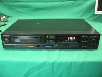 Vintage Sony CDP-50 Single Compact Disc CD Player Excellent Working Condition