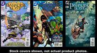 JLA: Paradise Lost 1 2 3 DC 1997 Complete Set Run Lot 1-3 VF/NM