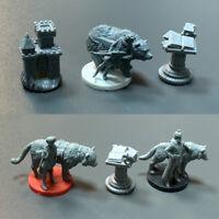LOT 6  Dungeons & Dragon D&D Nolzur's Marvelous Miniatures figure game toy gift
